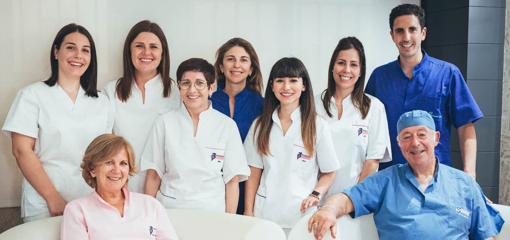 Meet our team of odontologists